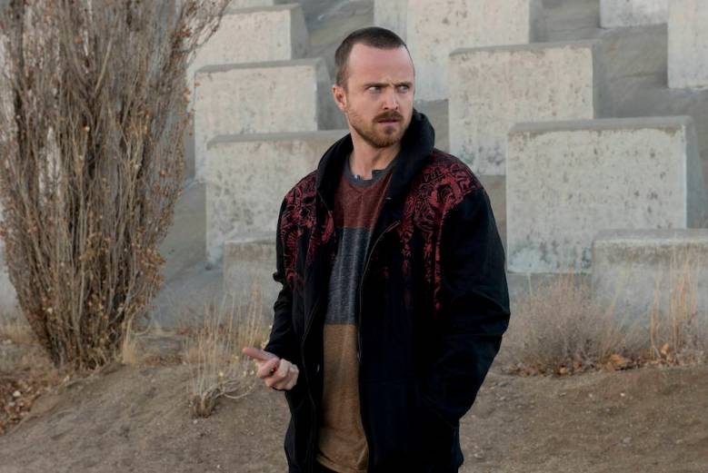 Jesse Pinkman (Aaron Paul) - Breaking Bad _ Season 5, Episode 11 - Photo Credit: Ursula Coyote/AMC
