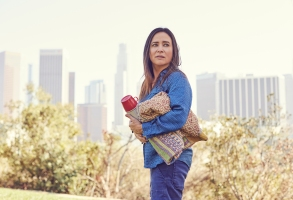 BETTER THINGS -- Pictured: Pamela Adlon as Sam Fox. CR: Pamela Littky/FX
