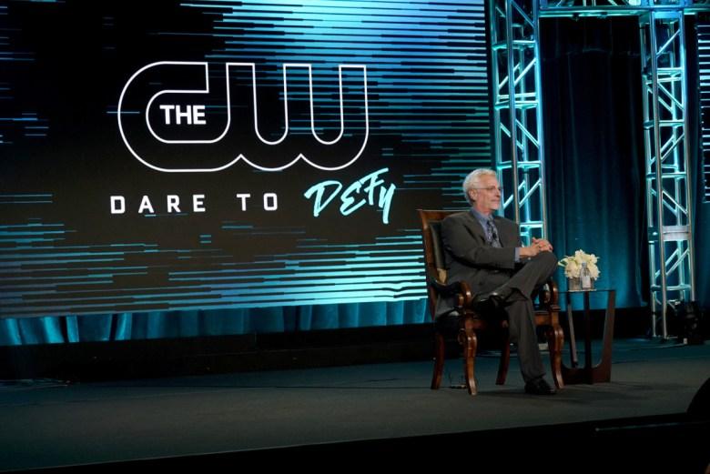 Mark Pedowitz at the 2019 TCA press tour
