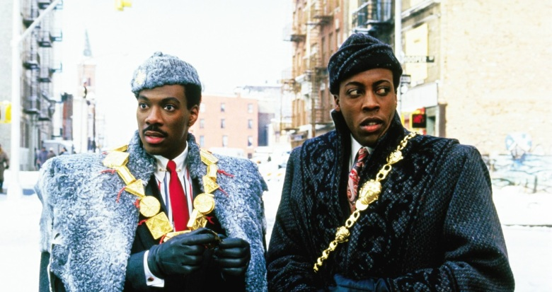 """Coming to America"""