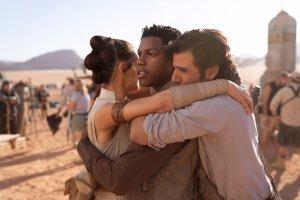 J.J. Abrams Wraps 'Star Wars: Episode IX' Filming With Emotional Cast Photo