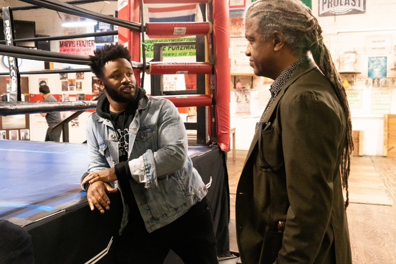 Elvis Goes There Elvis Mitchell Ryan Coogler