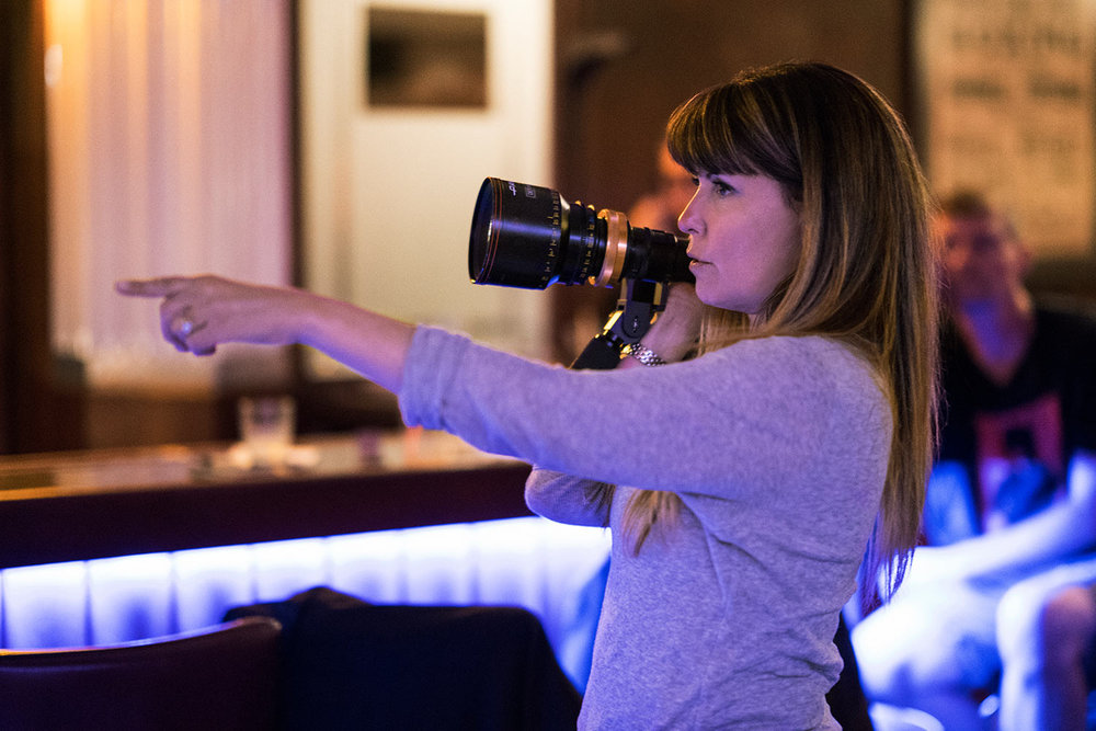 I Am the Night Patty Jenkins Directing