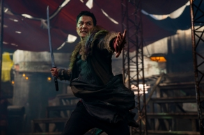 Daniel Wu as Sunny - Into the Badlands _ Season 3, Episode 11 - Photo Credit: Aidan Monaghan/AMC