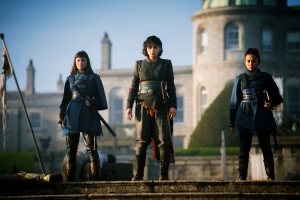'Into the Badlands' Trailer: AMC Martial Arts Drama Finishes Off with a War
