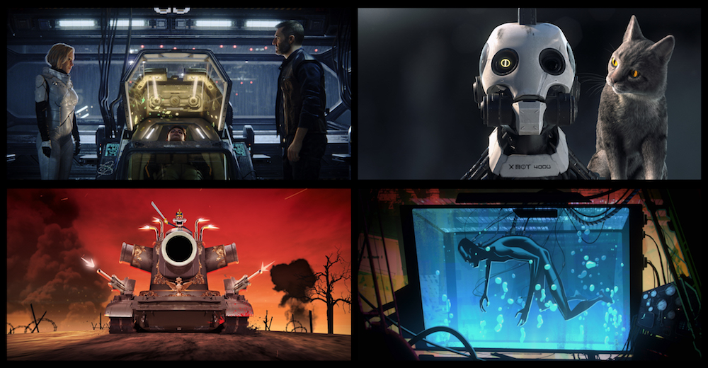 Love, Death, Robots Review: Netflix Animated Series Is One
