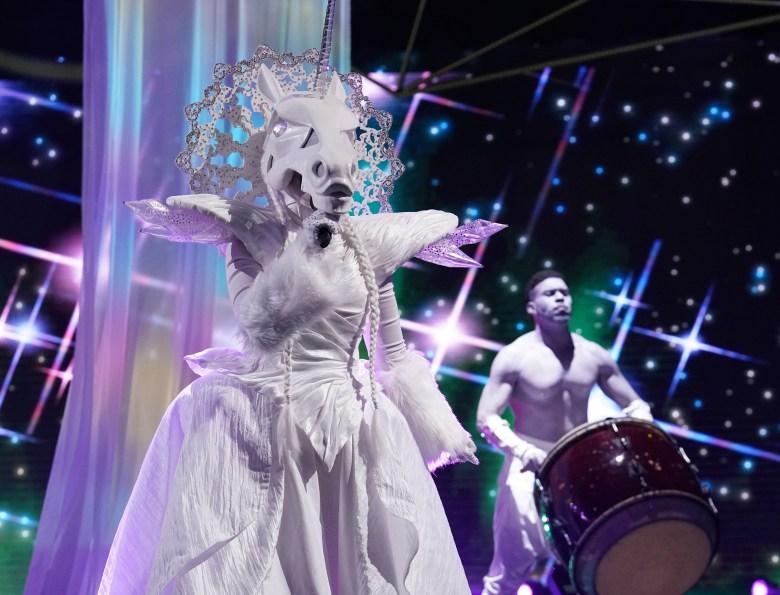 """Unicorn, """"The Masked Singer"""""""