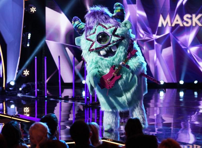 "Monster, ""The Masked Singer"""