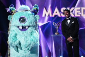 "Monster and Nick Cannon, ""The Masked Singer"""
