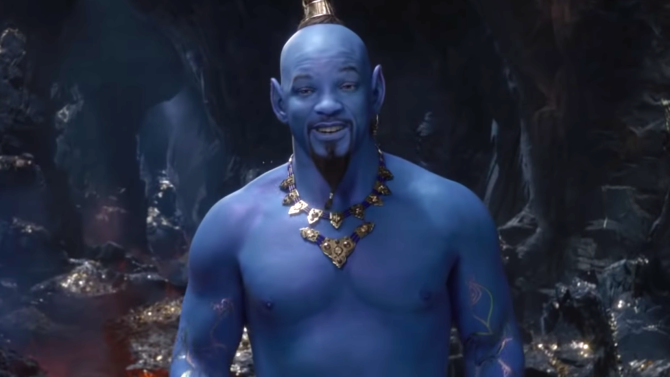 Will Smith's Genie Causes Outrage and Disbelief Online