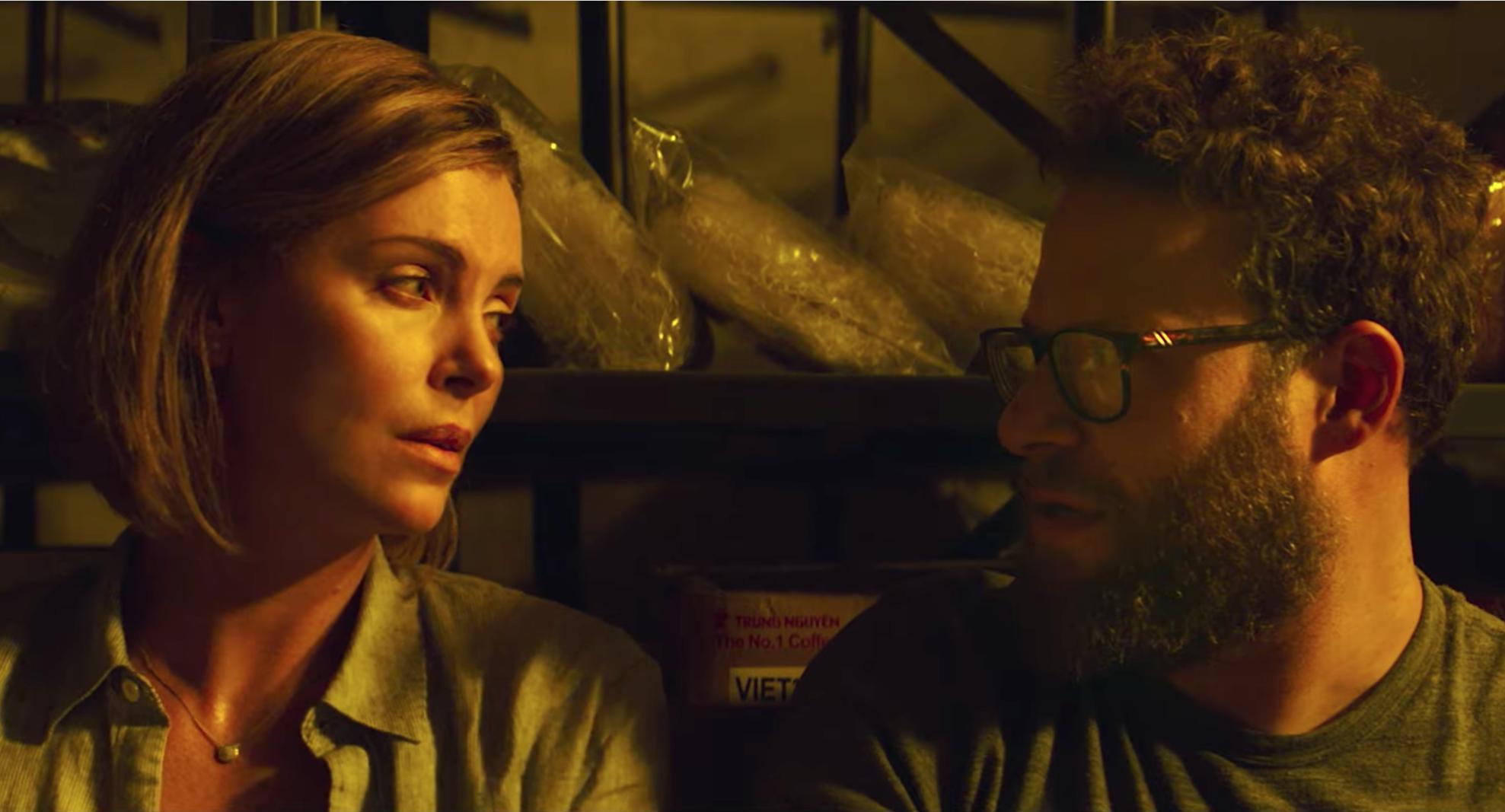 Image result for long shot movie 2019