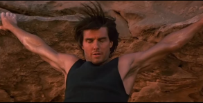 "Tom Cruise, ""Mission: Impossible 2"""
