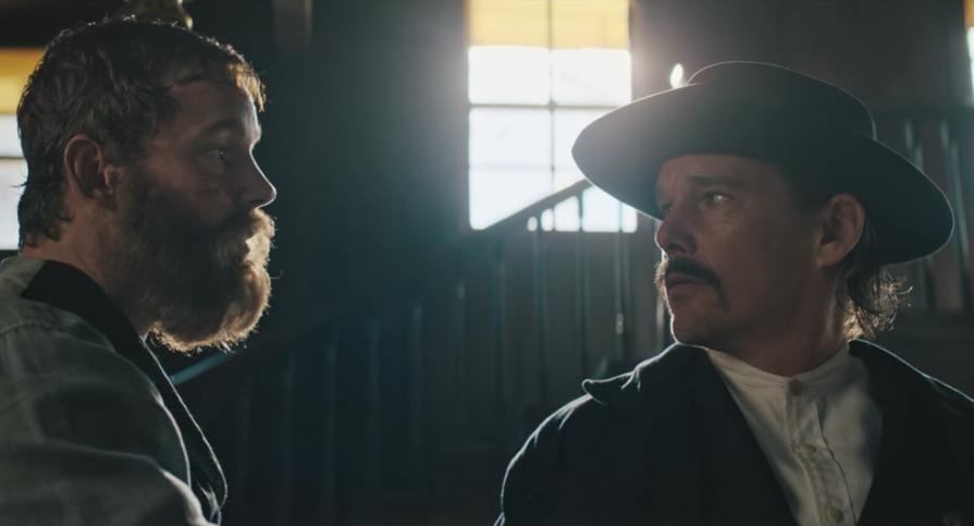 'The Kid' Trailer: Chris Pratt and Ethan Hawke in Rock 'n Roll Western
