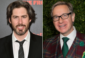 Jason Reitman and Paul Feig