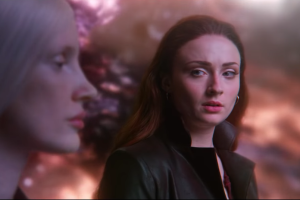 Sophie Turner's Axed 'Dark Phoenix' Look Debuts in Original Ending Concept Art