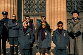 The Umbrella Academy Season 1 Netflix