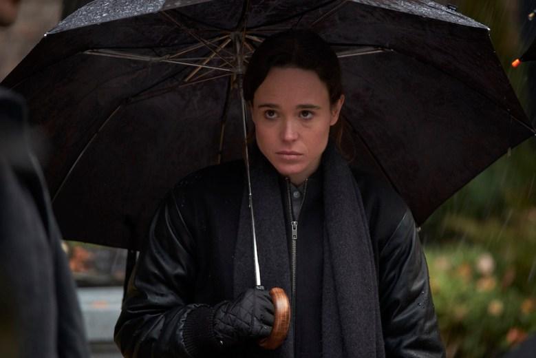 The Umbrella Academy Season 1 Netflix Ellen Page