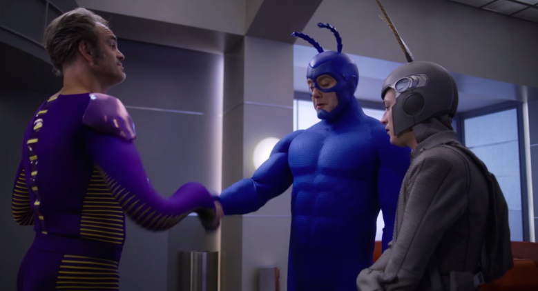 The Tick Season 2 Trailer
