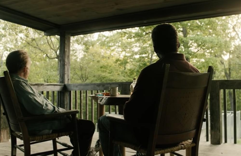 True Detective Season 3 Episode 5 porch