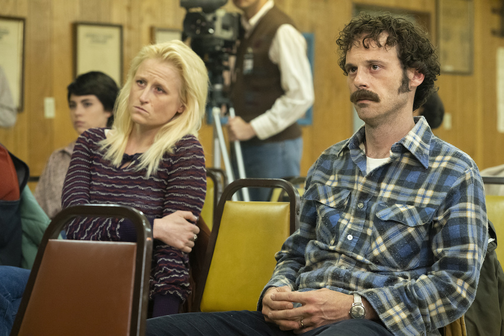 True Detective Season 3 Episode 6 Mamie Gummer Scoot McNairy
