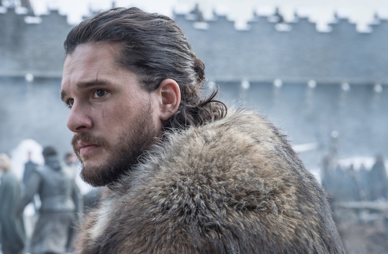Game of Thrones Season 8 Kit Harington