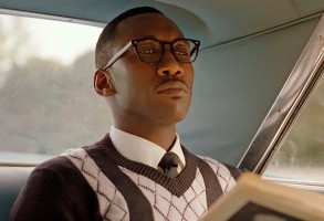 "Mahershala Ali as Don Shirley in ""Green Book"""