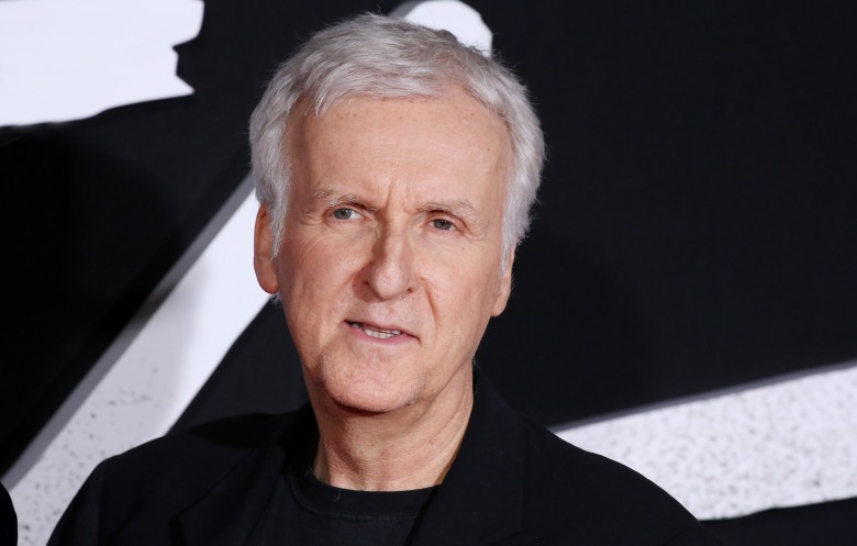 James Cameron'Alita: Battle Angel' Film Premiere, Arrivals, Regency Village Theatre, Los Angeles, USA - 05 Feb 2019