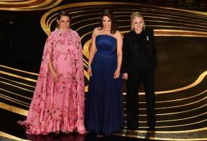 Maya Rudolph, Tina Fey and Amy Poehler91st Annual Academy Awards, Show, Los Angeles, USA - 24 Feb 2019