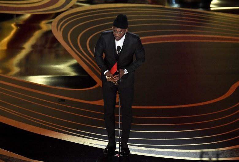 Mahershala Ali Oscars Green Book Academy Awards