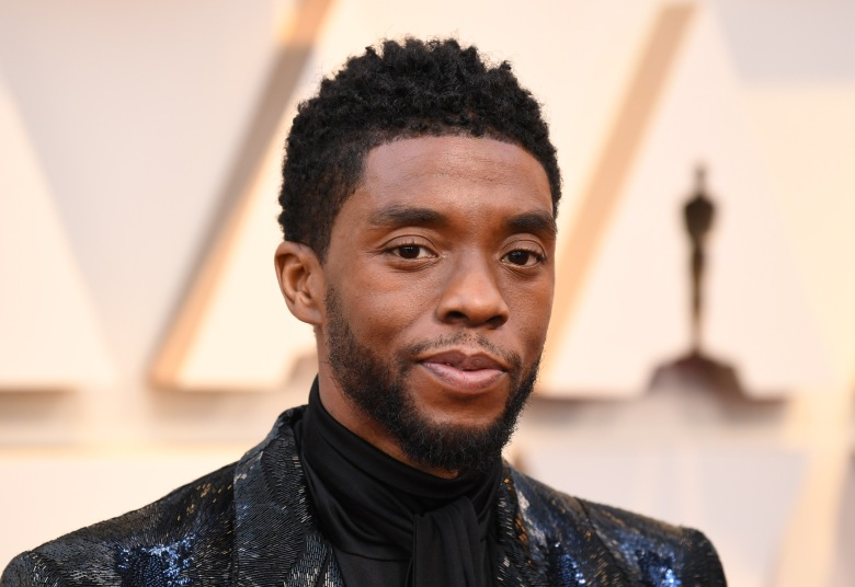 59249209929 Chadwick Boseman Reacts to Green Book Winning Best Picture Oscar ...