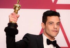 Rami Malek - Lead Actor - 'Bohemian Rhapsody'91st Annual Academy Awards, Press Room, Los Angeles, USA - 24 Feb 2019