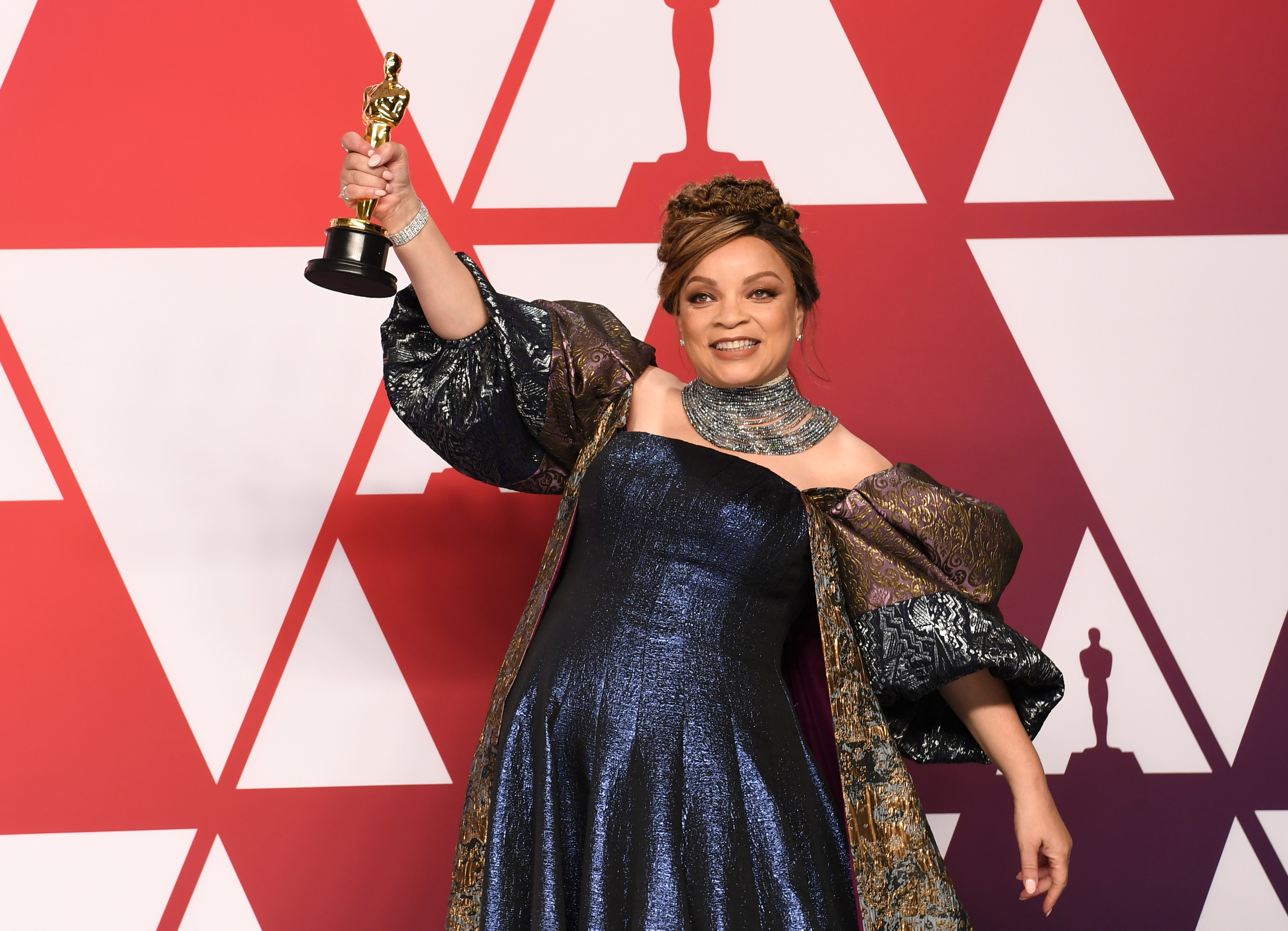 Ruth E. Carter - Costume Design - 'Black Panther'91st Annual Academy Awards, Press Room, Los Angeles, USA - 24 Feb 2019