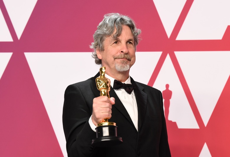 Peter Farrelly - Best Picture - 'Green Book'91st Annual Academy Awards, Press Room, Los Angeles, USA - 24 Feb 2019