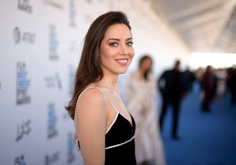 Aubrey Plaza arrives at the 34th Film Independent Spirit Awards, in Santa Monica, Calif2019 Film Independent Spirit Awards - Red Carpet, Santa Monica, USA - 23 Feb 2019