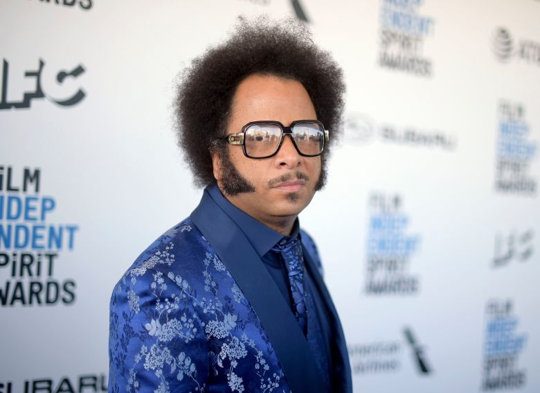 Boots Riley arrives at the 34th Film Independent Spirit Awards, in Santa Monica, Calif2019 Film Independent Spirit Awards - Red Carpet, Santa Monica, USA - 23 Feb 2019