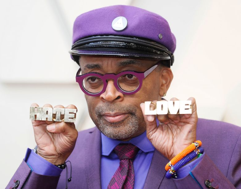 Spike Lee Oscars Academy Awards BlacKkKlansman