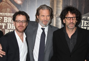 Ethan Coen, Jeff Bridges and joel Coen'True Grit' film premiere, New York, America - 14 Dec 2010