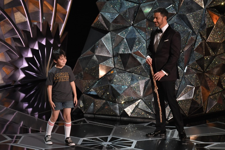 Jimmy Kimmel Oscars Academy Awards