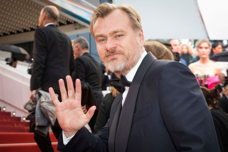 Christopher Nolan2018 BlacKkKlansman Red Carpet, Cannes, France - 14 May 2018