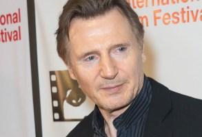 Liam Neeson'Widows' film premiere, Chicago, USA - 13 Oct 2018