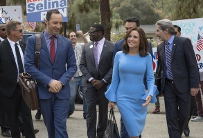 Veep Season 7 Tony Hale Julia Louis-Drefyus