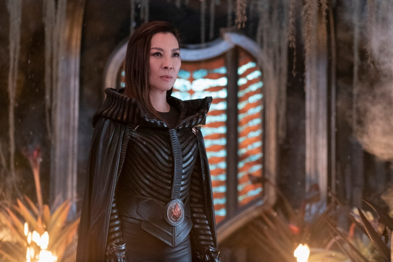 "Michelle Yeoh, ""Star Trek Discovery"""