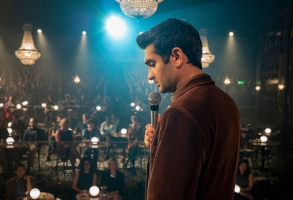 "Kumail Nanjiani, ""The Twilight Zone"""
