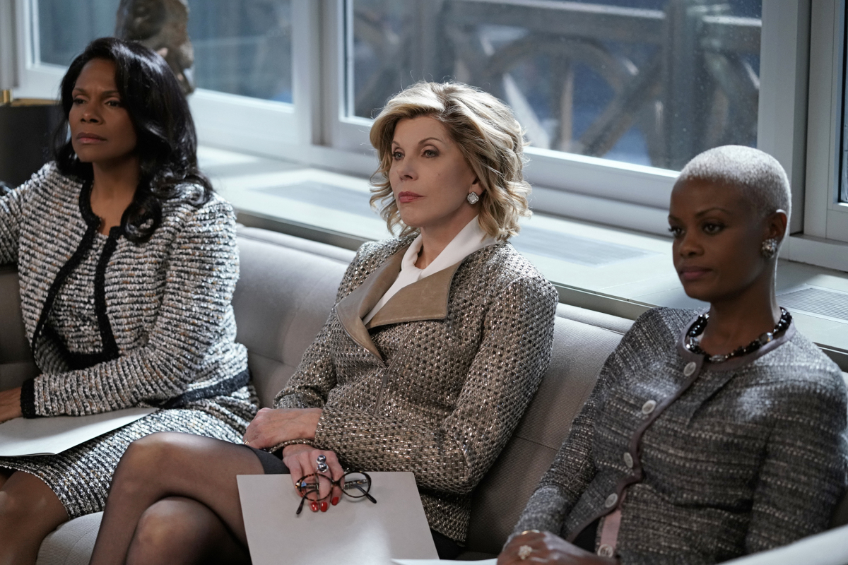 The Good Fight Serie