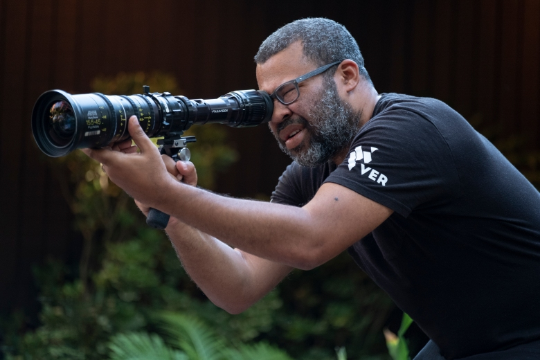 "Jordan Peele Shooting ""Us"""
