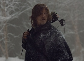 Norman Reedus as Daryl Dixon - The Walking Dead _ Season 9, Episode 16 - Photo Credit: Gene Page/AMC