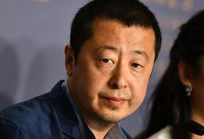 Jia Zhangke'Ash Is Purest White' press conference, 71st Cannes Film Festival, France - 12 May 2018