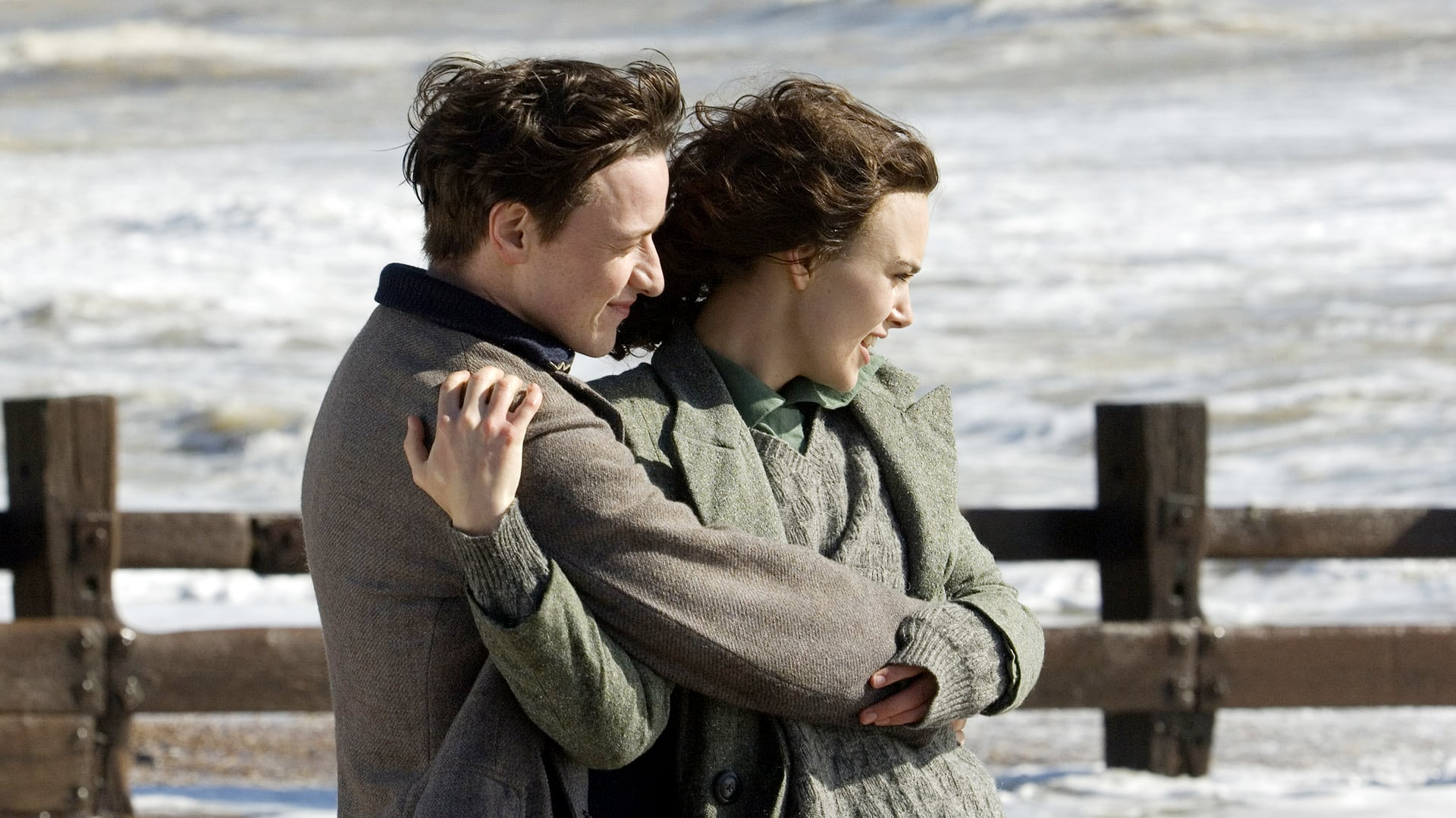 Keira Knightley Says Sex Scene In Atonement Is the Best
