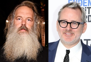 Rick Rubin and Morgan Neville Showtime