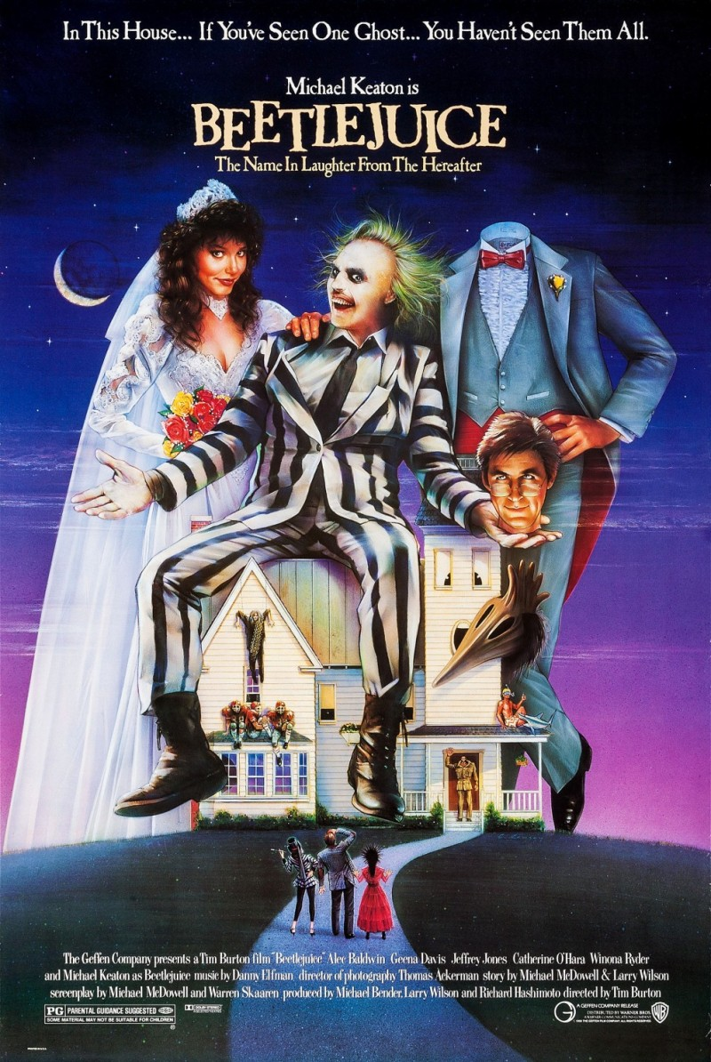 Tim Burton S Career In Posters From Edward Scissorhands To Dumbo Indiewire